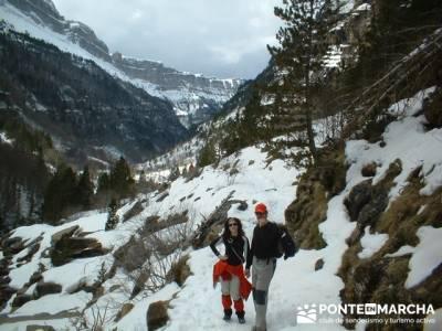 Valle de Ordesa; excursiones en semana santa; senderismo y montaña singles madrid